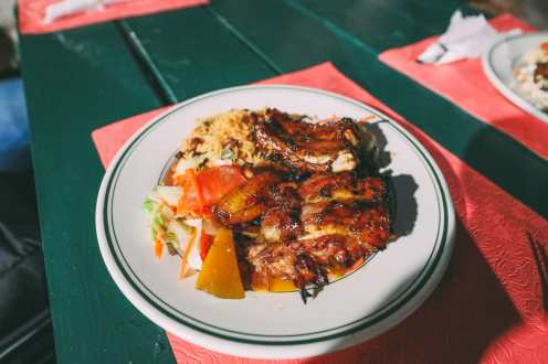 Down At The Beach House... In St Kitts, The Caribbean (50)