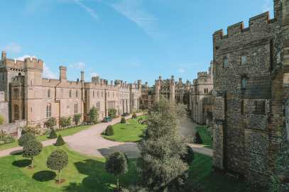 The Magnificent Arundel Castle... In West Sussex, England (23)