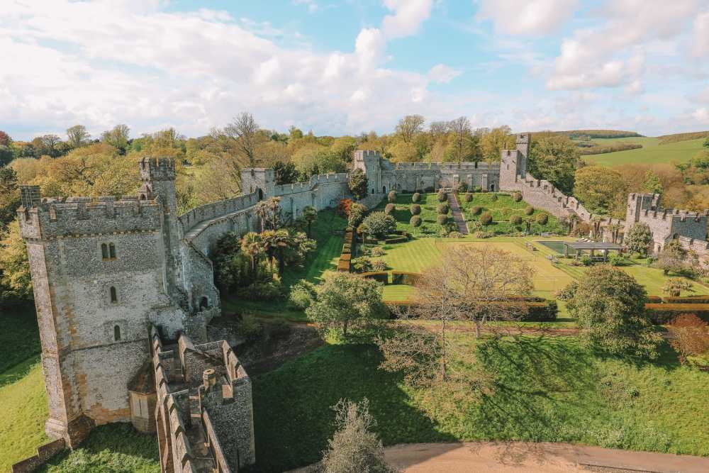 The Magnificent Arundel Castle... In West Sussex, England (31)