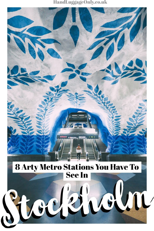Best Stations Stockholm's Metro Art (3)