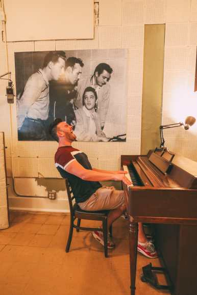 The Assassination Of Martin Luther King And Sun Studio - The Very Spot Elvis Presley Was Discovered (17)