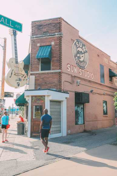 The Assassination Of Martin Luther King And Sun Studio - The Very Spot Elvis Presley Was Discovered (22)