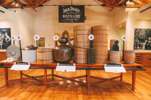 A Trip To The Jack Daniel's Distillery... In Lynchburg, Tennessee (1)