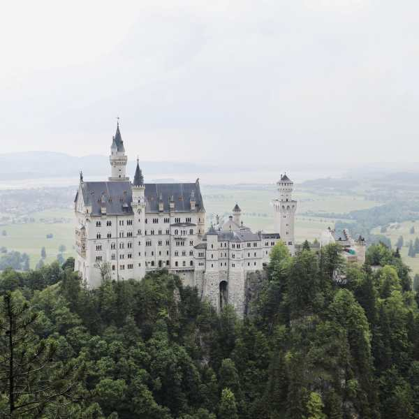 Photos And Postcards From Bavaria, Germany (37)