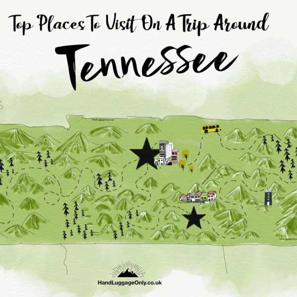Itinerary post to visit Tennessee (1)