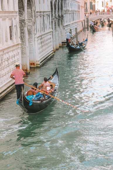 イタリア、ベニスからの写真とポストカード(13)