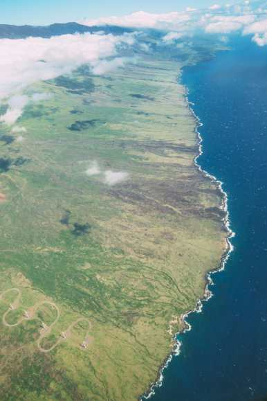 An Amazing View From Maui To The Big Island of Hawaii (28)