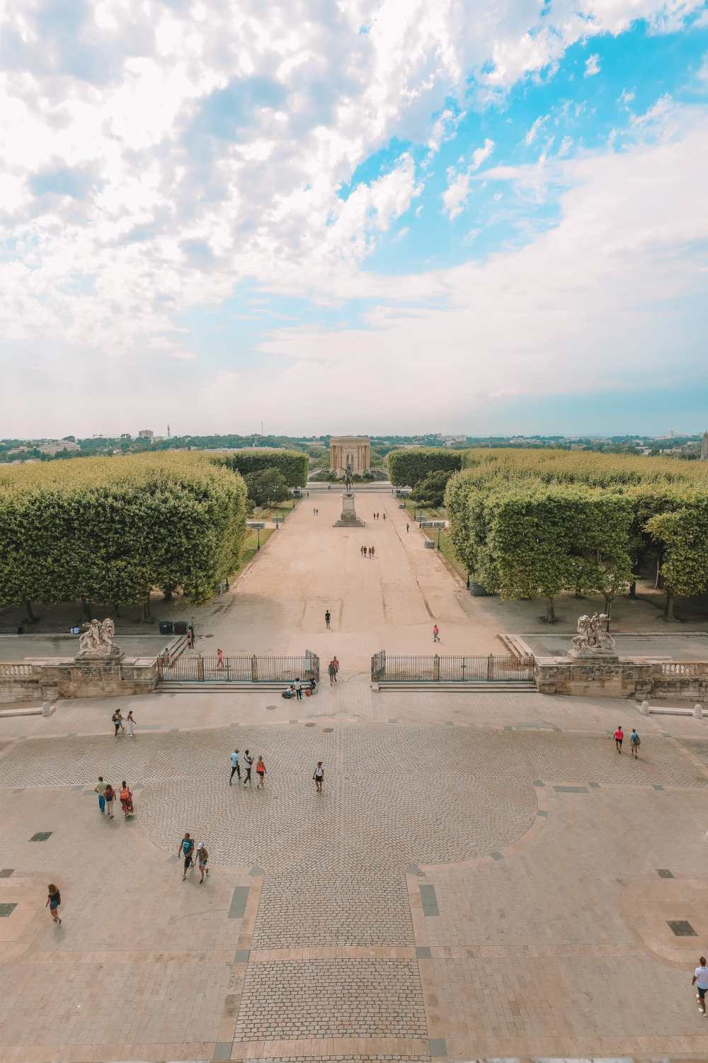 The Absolutely Beautiful City Of Montpellier In The South Of France (9)