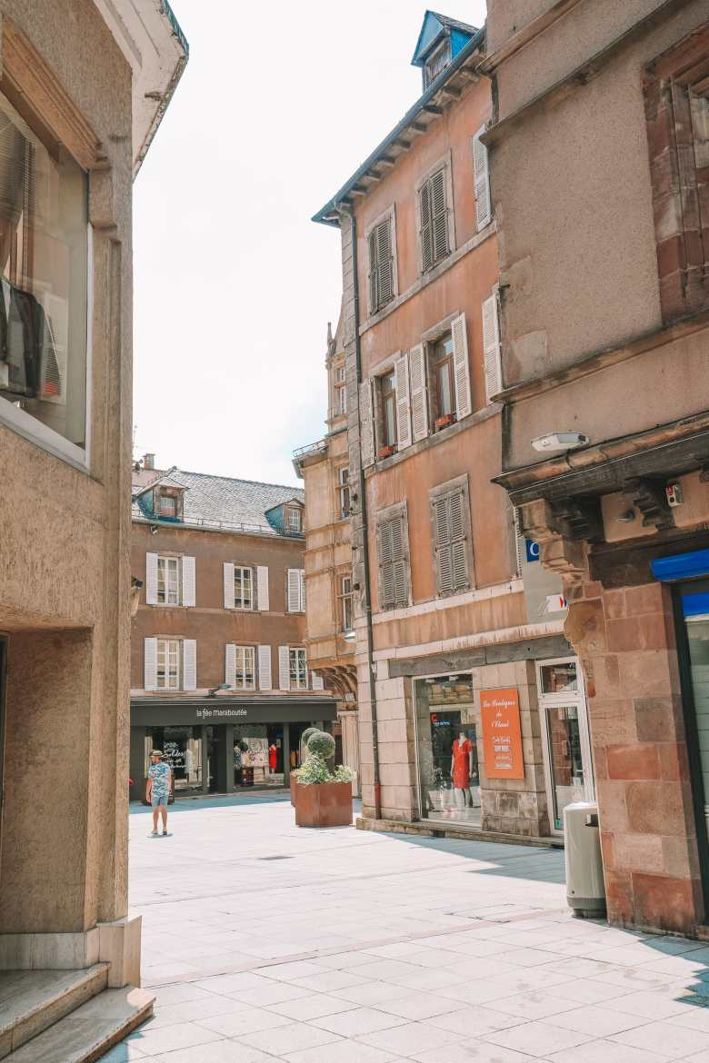The Pretty Little City Of Rodez In The South Of France (49)