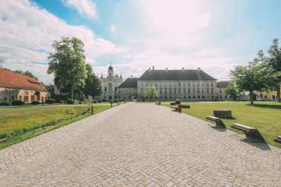 Burghausen Castle - The Longest Castle In The Entire World! (6)