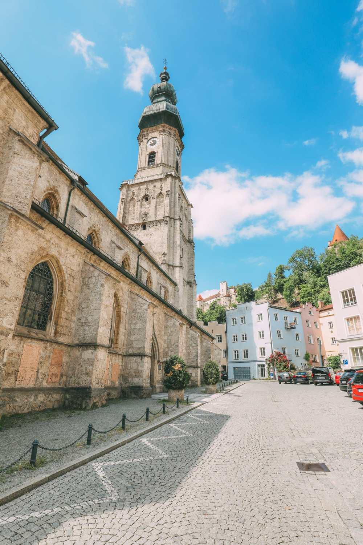 Burghausen Castle - The Longest Castle In The Entire World! (18)