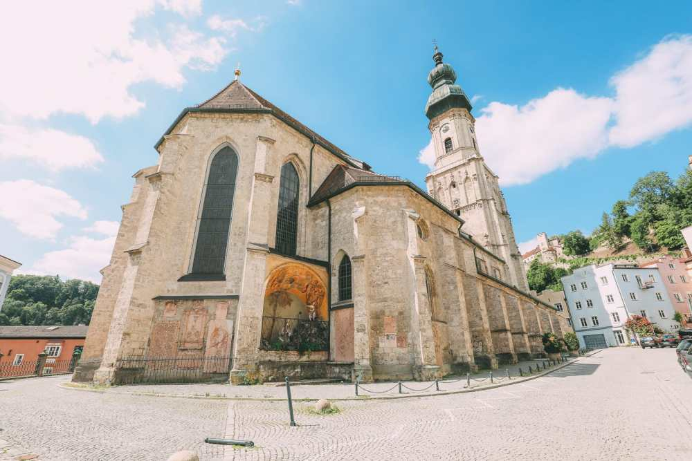 Burghausen Castle - The Longest Castle In The Entire World! (20)