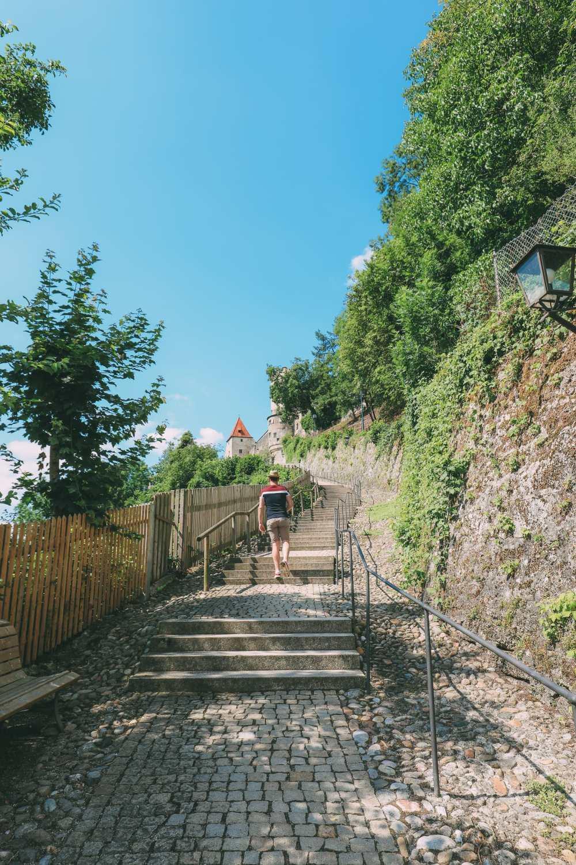 Burghausen Castle - The Longest Castle In The Entire World! (21)