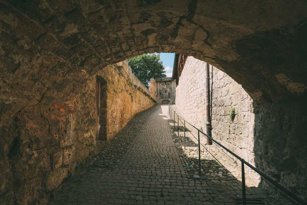 Burghausen Castle - The Longest Castle In The Entire World! (25)