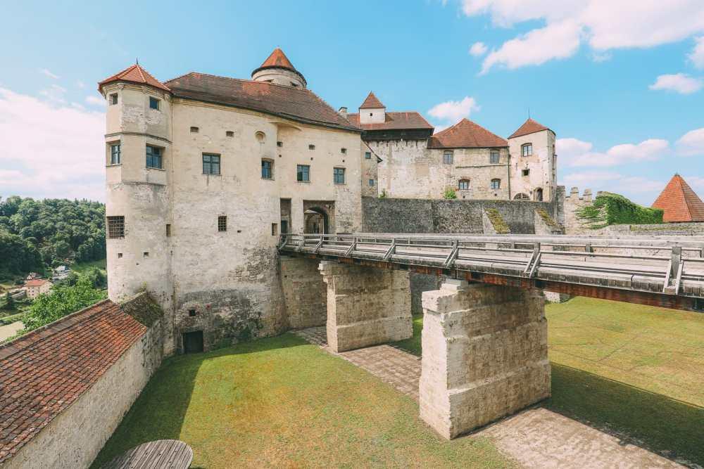 Burghausen Castle - The Longest Castle In The Entire World! (28)