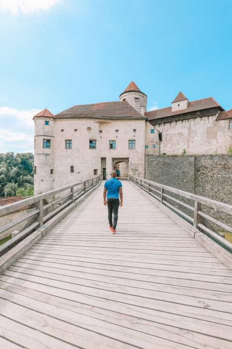 Burghausen Castle - The Longest Castle In The Entire World! (30)