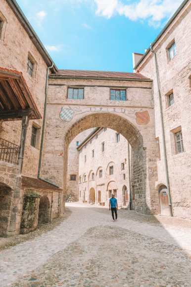 Burghausen Castle - The Longest Castle In The Entire World! (37)