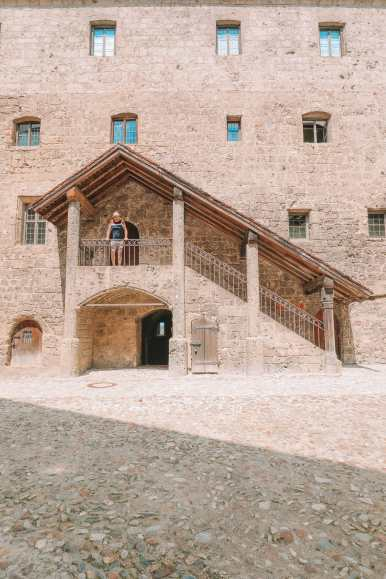 Burghausen Castle - The Longest Castle In The Entire World! (38)
