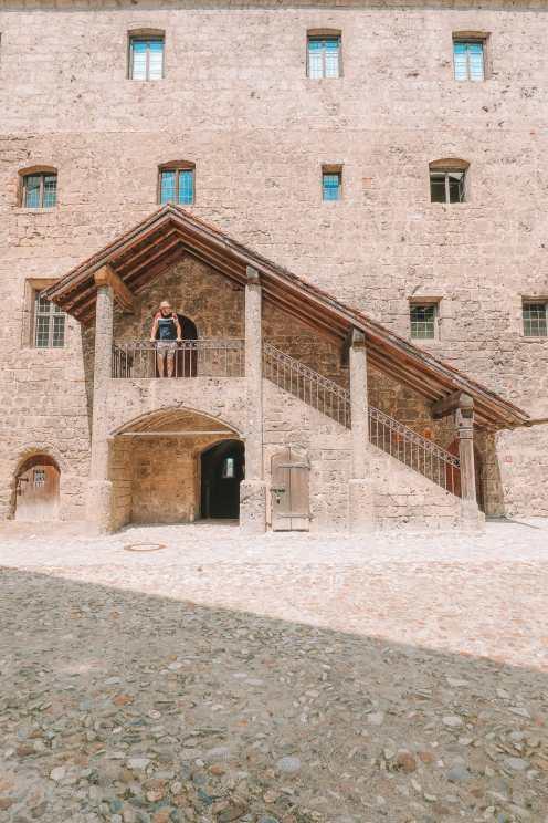 Burghausen Castle - The Longest Castle In The Entire World! (38)