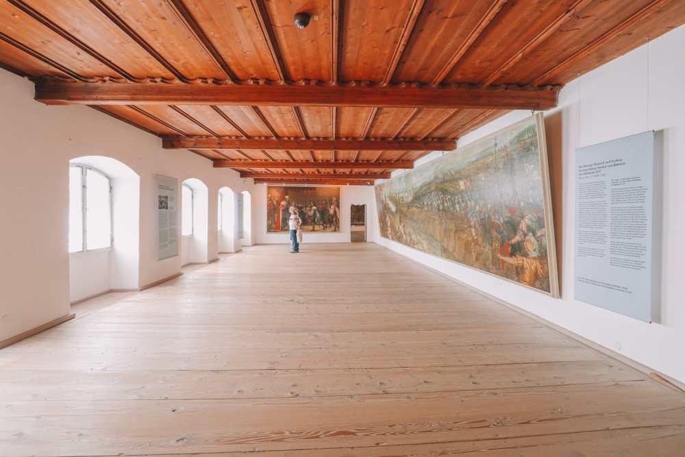 Burghausen Castle - The Longest Castle In The Entire World! (51)