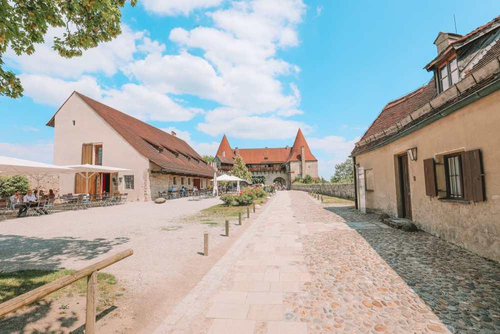 Burghausen Castle - The Longest Castle In The Entire World! (56)