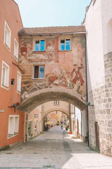 Burghausen Castle - The Longest Castle In The Entire World! (75)