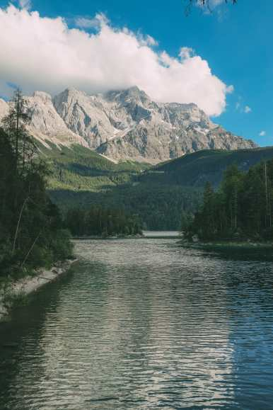 Zugspitze And Eibsee - The Tallest Mountain And One Of The Most Beautiful Lakes In Germany! (27)
