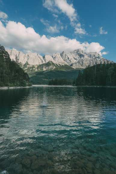 Zugspitze And Eibsee - The Tallest Mountain And One Of The Most Beautiful Lakes In Germany! (32)