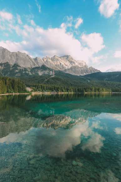 Zugspitze And Eibsee - The Tallest Mountain And One Of The Most Beautiful Lakes In Germany! (41)