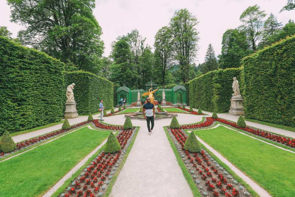 Linderhof Palace - The Small But Absolutely Gorgeous Palace In Germany You Have To Visit! (5)