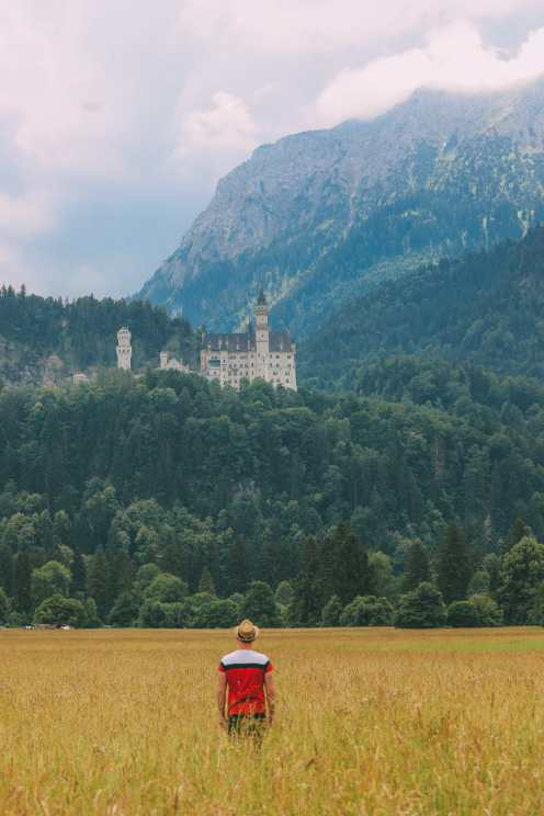 Neuschwanstein Castle - The Most Beautiful Fairytale Castle In Germany You Definitely Have To Visit! (6)