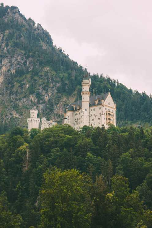 Neuschwanstein Castle - The Most Beautiful Fairytale Castle In Germany You Definitely Have To Visit! (12)