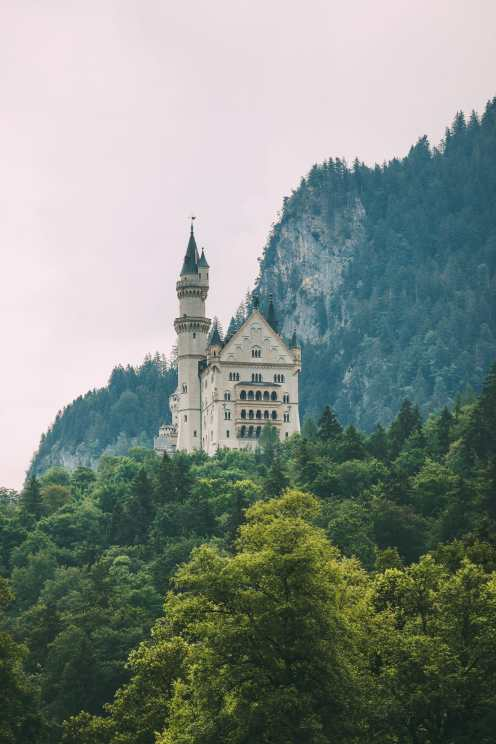 Neuschwanstein Castle - The Most Beautiful Fairytale Castle In Germany You Definitely Have To Visit! (15)