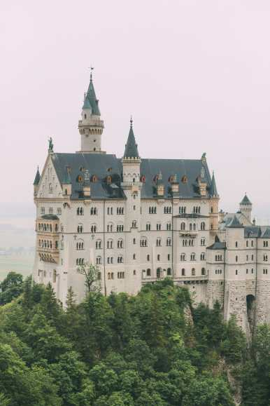 Neuschwanstein Castle - The Most Beautiful Fairytale Castle In Germany You Definitely Have To Visit! (16)