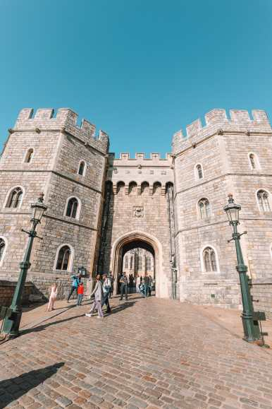 An Afternoon In Windsor Castle... (Plus, 10 Things To Know Before You Visit Windsor Castle). (9)
