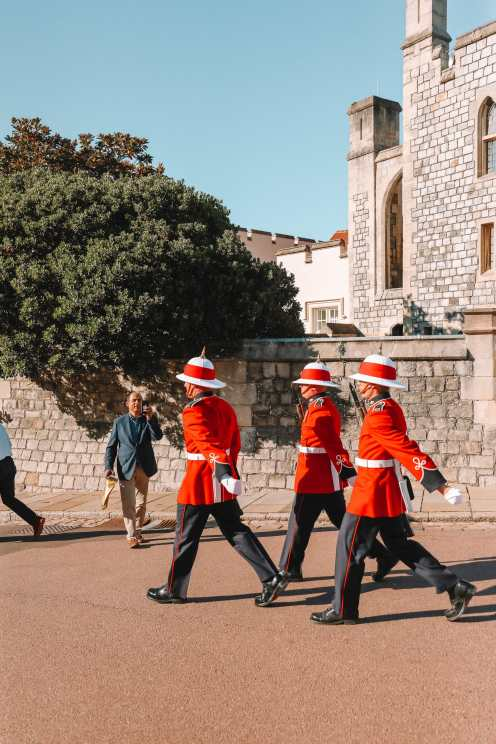 An Afternoon In Windsor Castle... (Plus, 10 Things To Know Before You Visit Windsor Castle). (15)