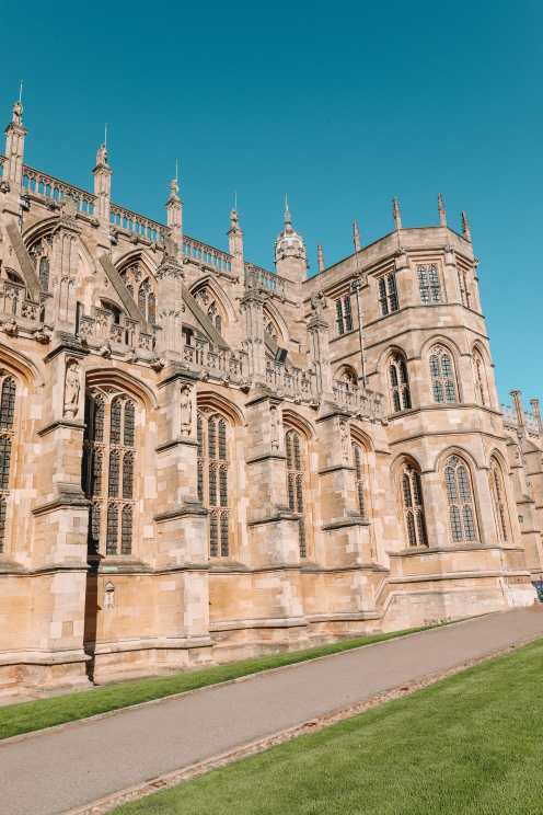 An Afternoon In Windsor Castle... (Plus, 10 Things To Know Before You Visit Windsor Castle). (19)