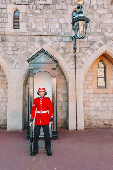 An Afternoon In Windsor Castle... (Plus, 10 Things To Know Before You Visit Windsor Castle). (20)