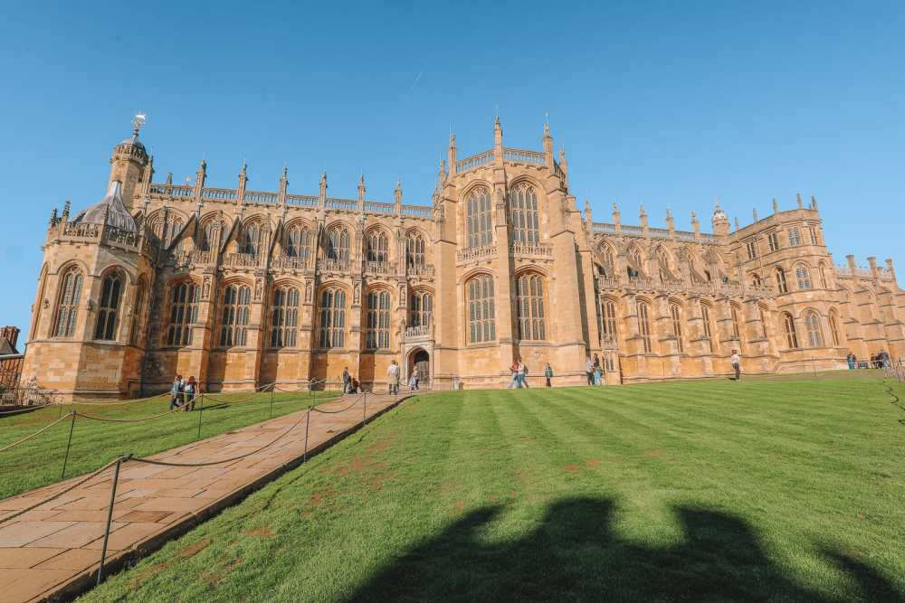An Afternoon In Windsor Castle... (Plus, 10 Things To Know Before You Visit Windsor Castle). (23)