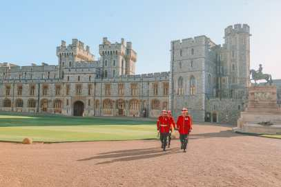 An Afternoon In Windsor Castle... (Plus, 10 Things To Know Before You Visit Windsor Castle). (26)