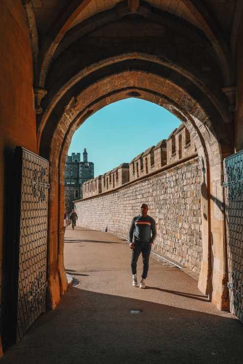Un après-midi au château de Windsor ... (Plus, 10 choses à savoir avant de visiter le château) Château de Windsor). (32)