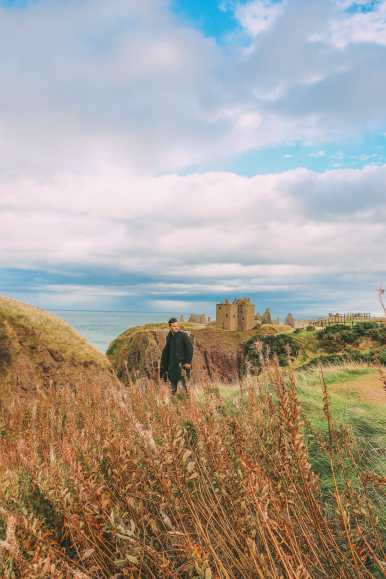 Exploring The Ancient Dunnottar Castle... In Stonehaven, Scotland (6)