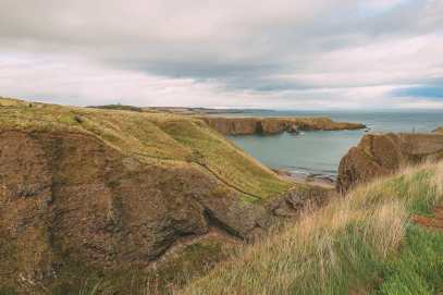 Exploring The Ancient Dunnottar Castle... In Stonehaven, Scotland (8)