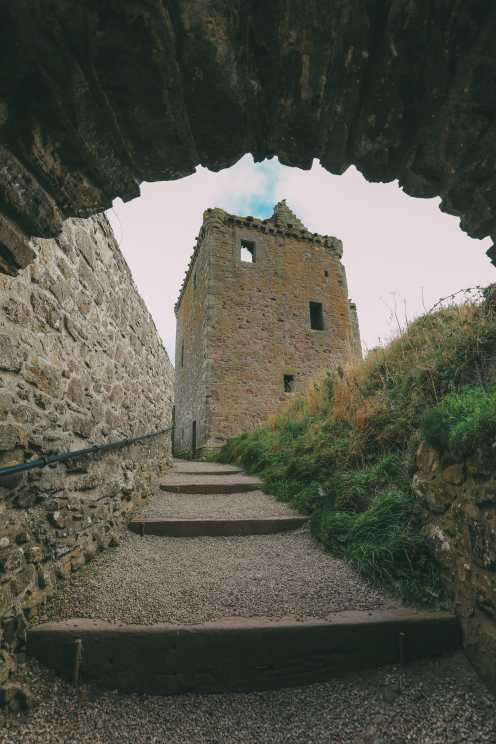 Exploring The Ancient Dunnottar Castle... In Stonehaven, Scotland (20)
