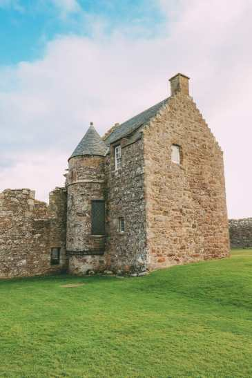 Exploring The Ancient Dunnottar Castle... In Stonehaven, Scotland (26)