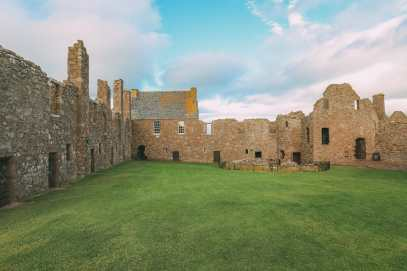 Exploring The Ancient Dunnottar Castle... In Stonehaven, Scotland (27)