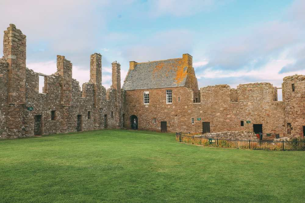 Exploring The Ancient Dunnottar Castle... In Stonehaven, Scotland (30)