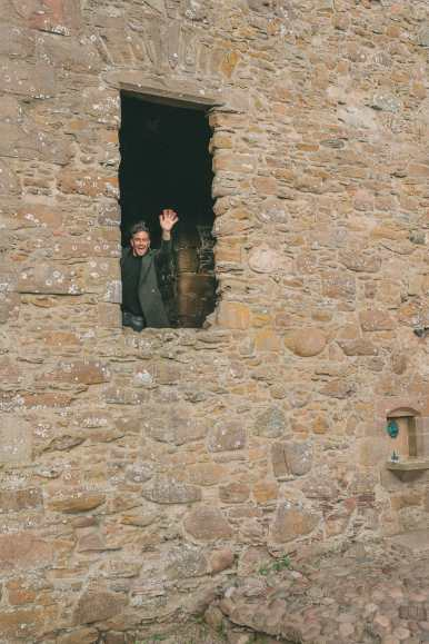 Exploring The Ancient Dunnottar Castle... In Stonehaven, Scotland (32)