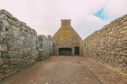 Exploring The Ancient Dunnottar Castle... In Stonehaven, Scotland (35)