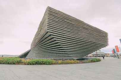 Discovering Two Scottish Gems - The V&A Dundee And The Magnificent Glamis Castle (1)